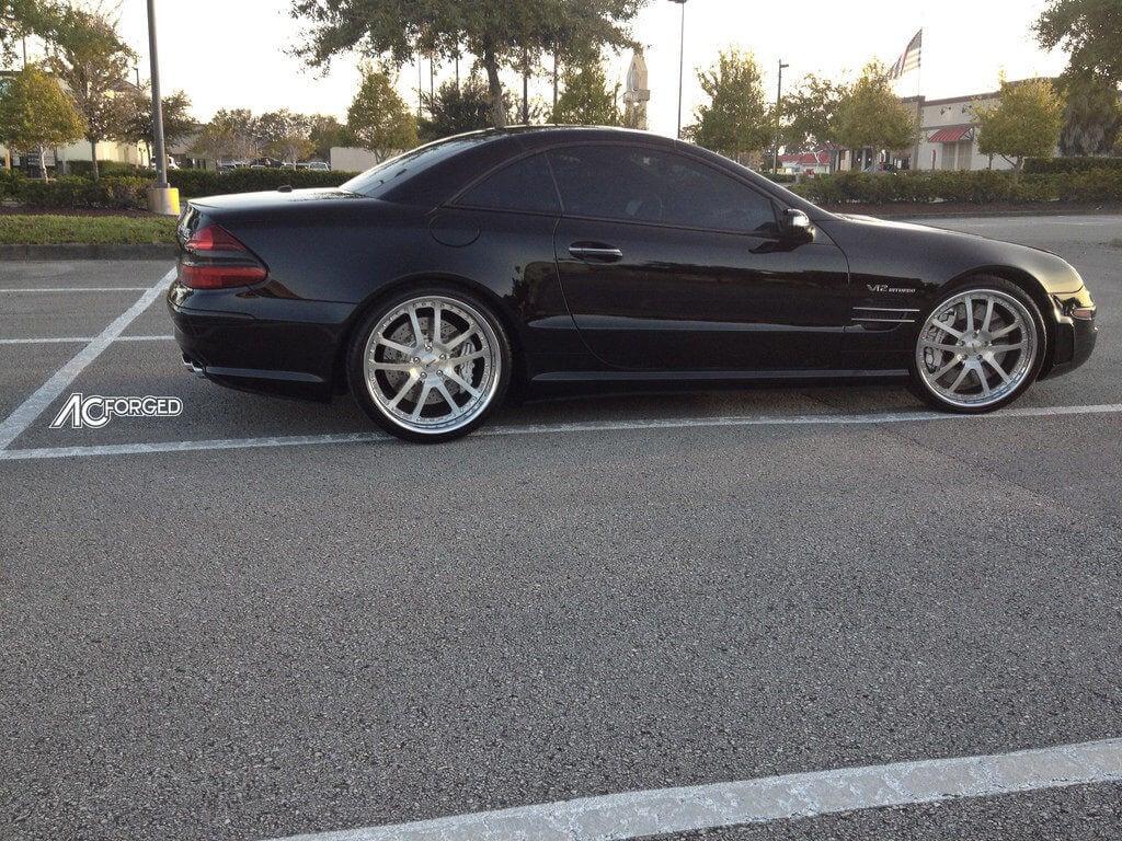 """20"""" AC Forged wheels"""