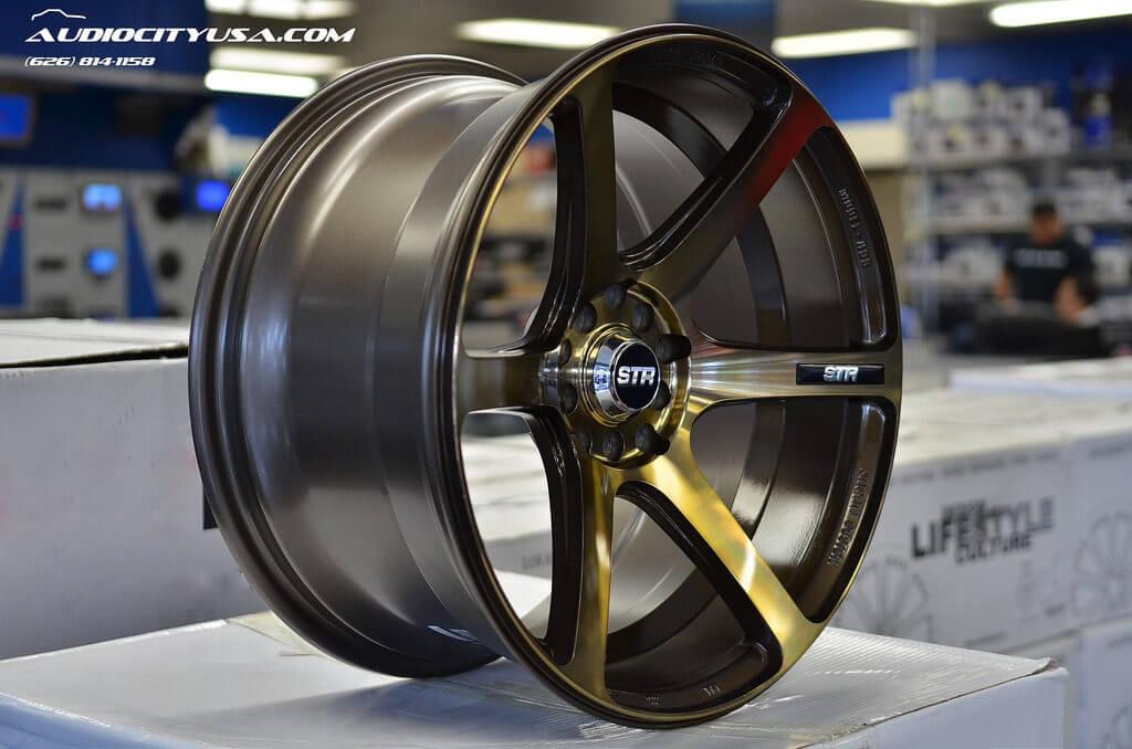 STR Racing Wheels