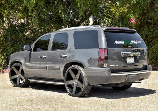 Gmc Yukon Denali Wheels And Rims For Sale Audiocityusa Com
