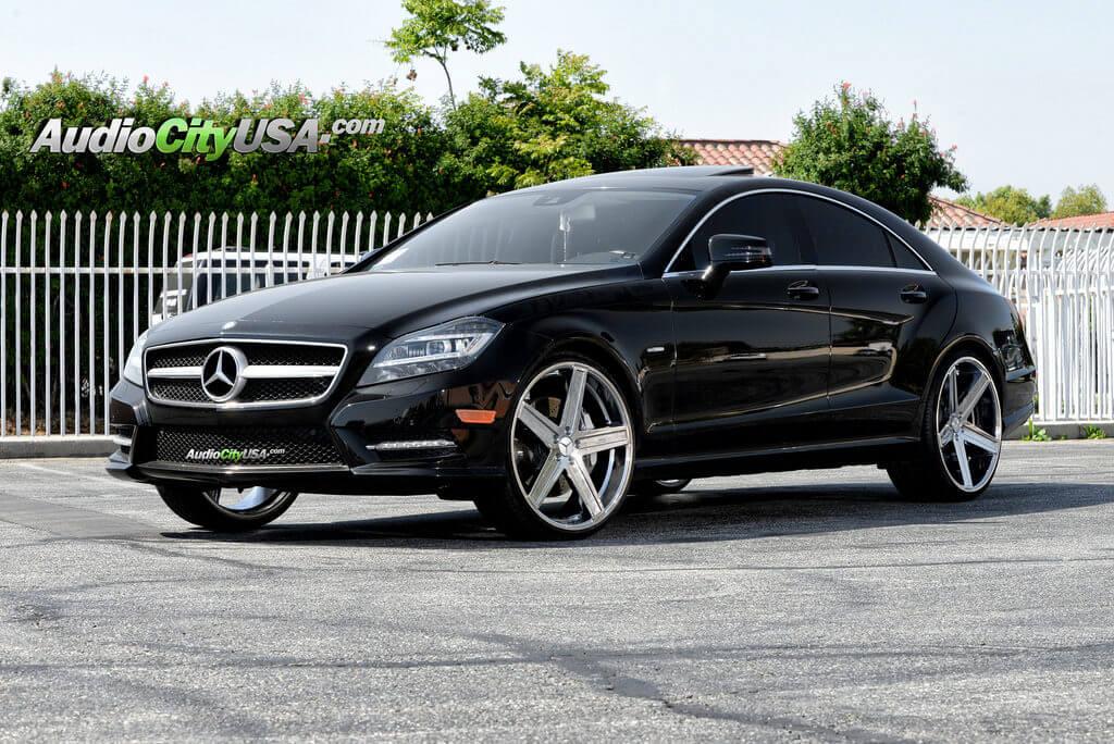 2013 Mercedes Benz Cls 550 22 Quot Giovanna Wheels Dramuno 5 Audiocityusa Blogblog