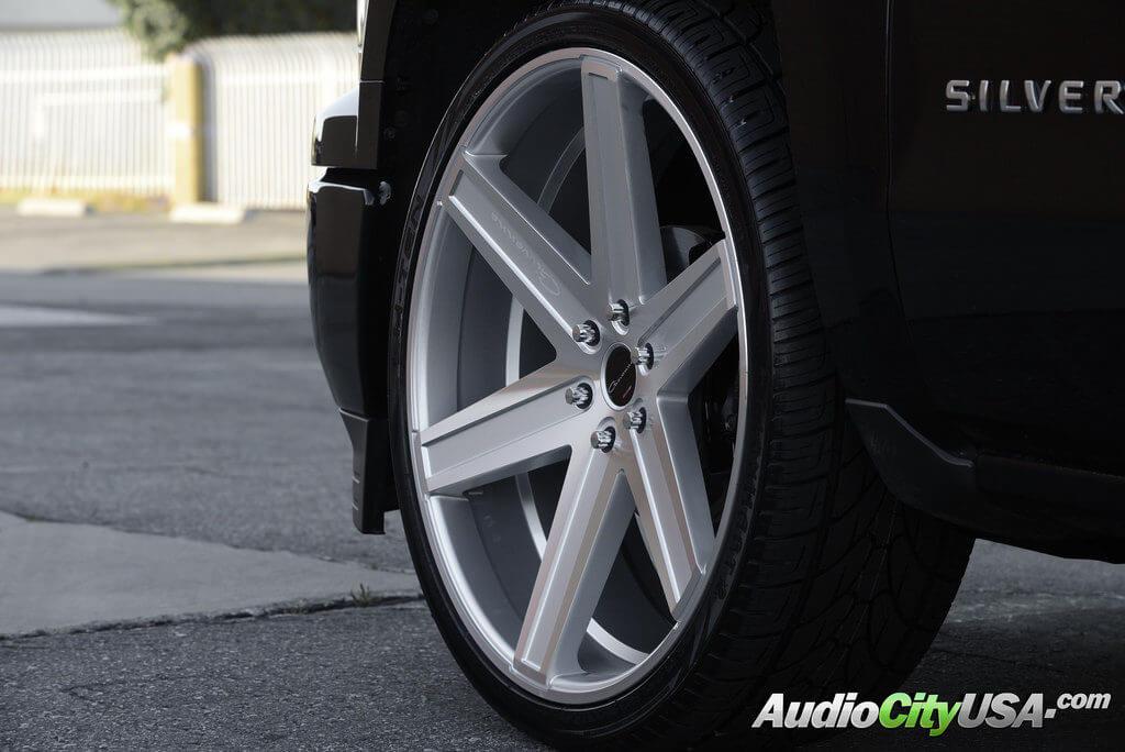 """Rims For Chevy Silverado 1500 >> 2014 Chevy Silverado   26"""" Giovanna Wheels Dramuno 6 ..."""
