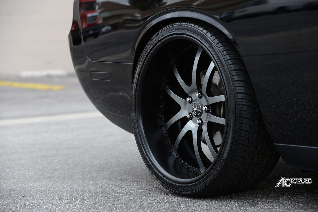 2013 Dodge Challengers Rt 22 Quot Ac Forged Wheels Rims 312