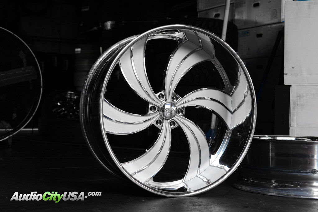 Vista Billet wheels