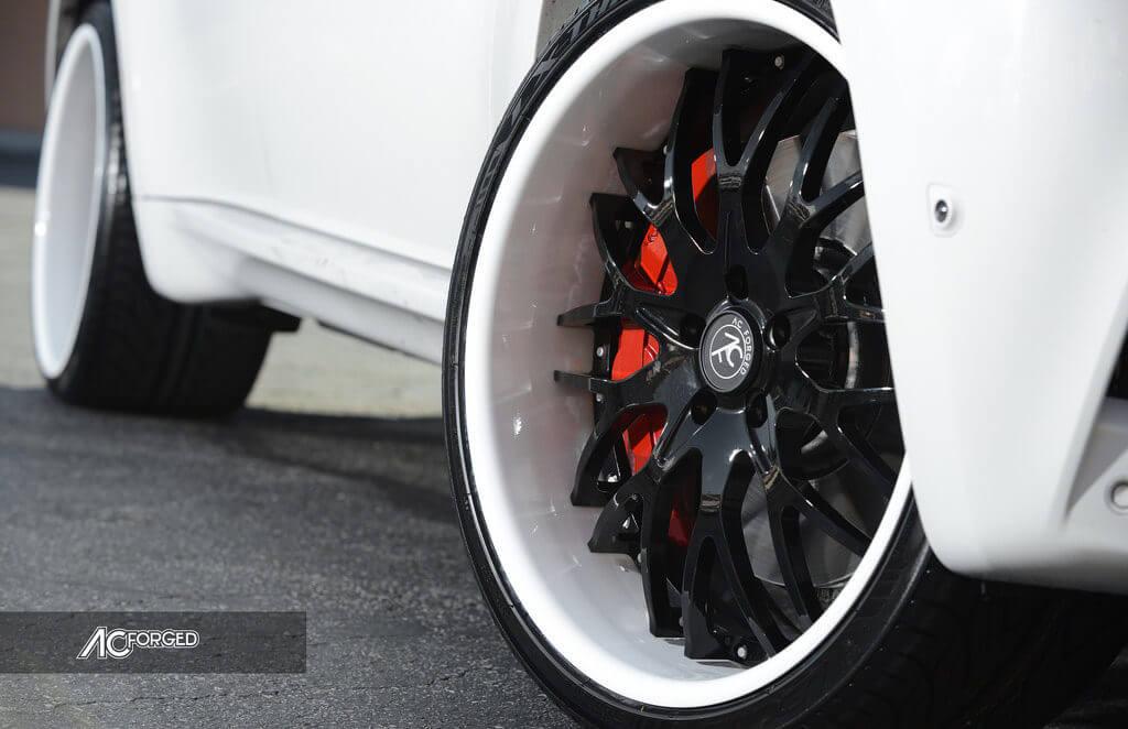 "22"" AC Forged Wheels 313 rims XLForging"