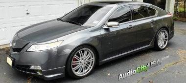 Acura Wheels And Rims For Sale AudioCityUSAcom - Acura tl gold rims