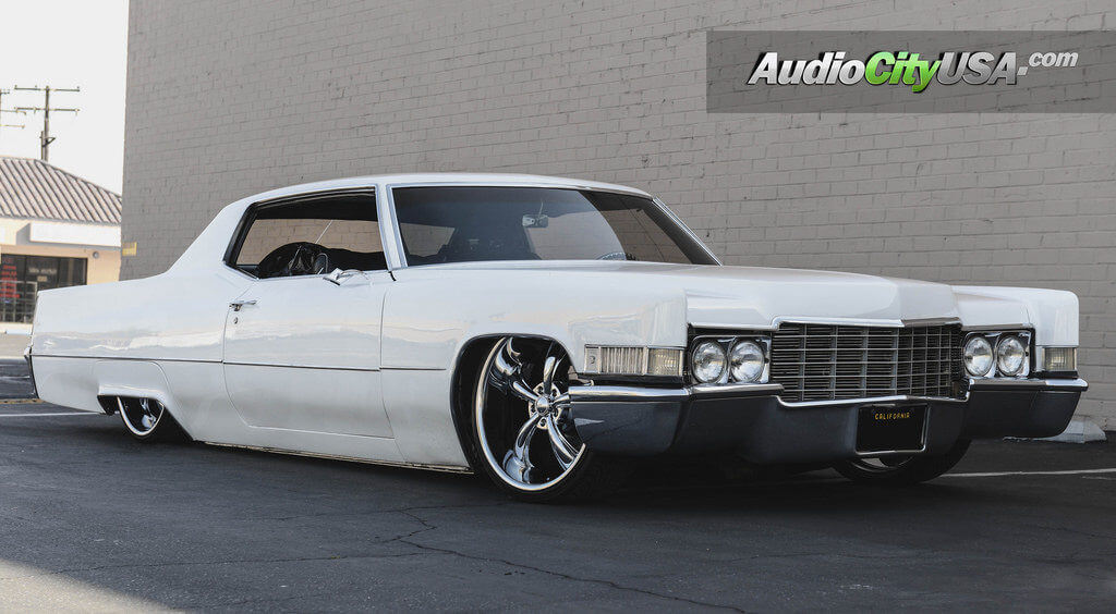 1969 cadillac coupe deville 22 dcenti wheels dw19. Black Bedroom Furniture Sets. Home Design Ideas