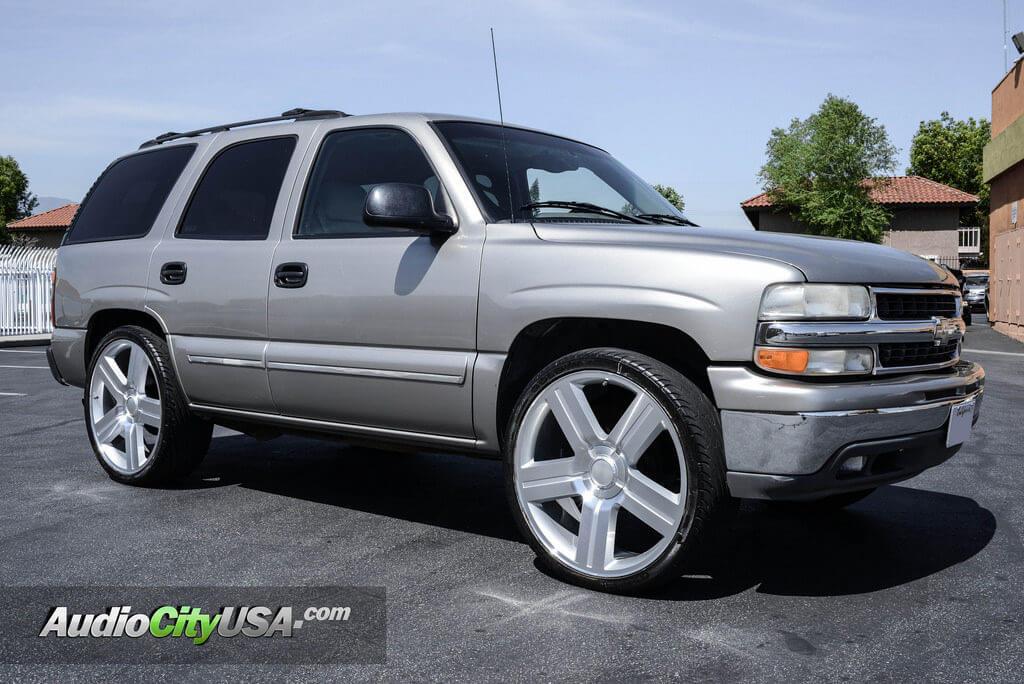 Texas Edition Tahoe >> 2000 Chevy Tahoe 26 Texas Edition Wheels Silver Machine
