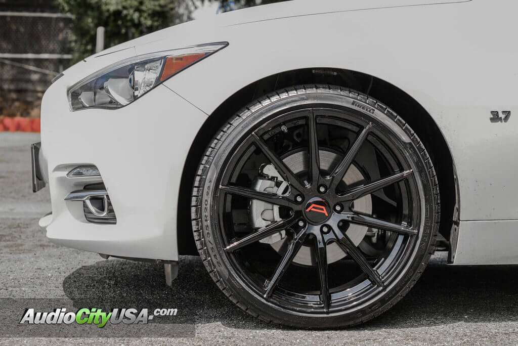 2015 infiniti q50 20 autobahn wheels altenberg gloss black rims audiocityusa blg082716 blogblog audiocityusa