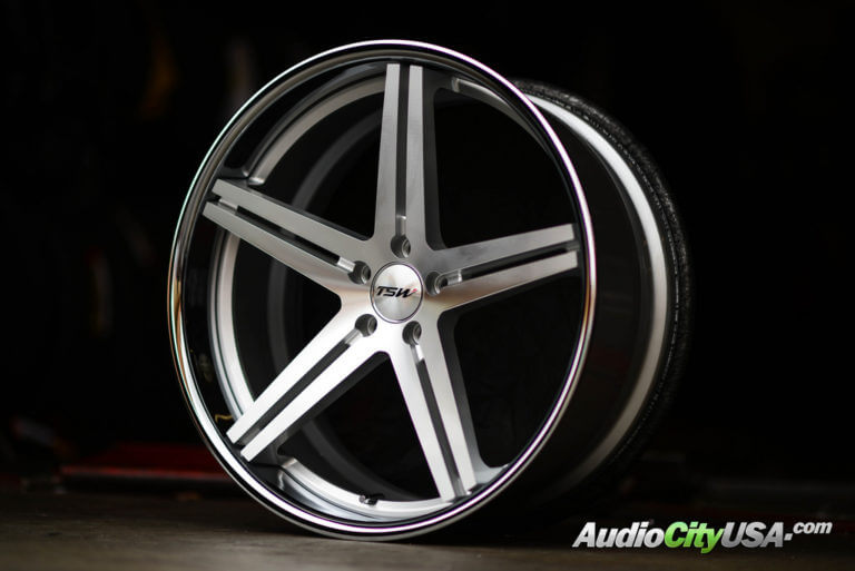 22″ TSW mirabeau Wheels Rims deep concave