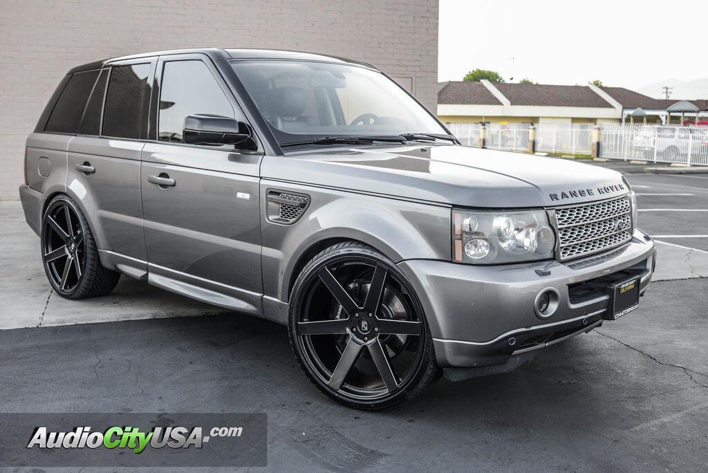2008 Range Rover Hse Supercharged 24 Quot Koko Kuture Wheels