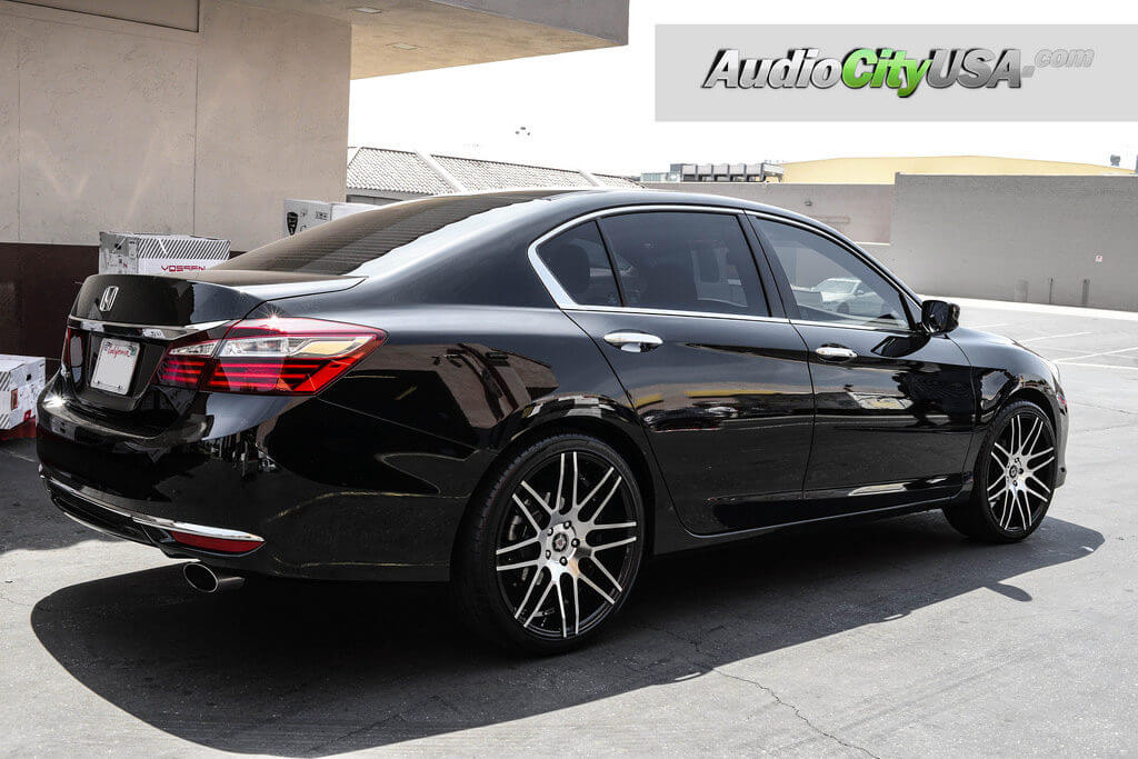2016 Honda Accord 20 Quot Versante Sevizia Wheels Se430