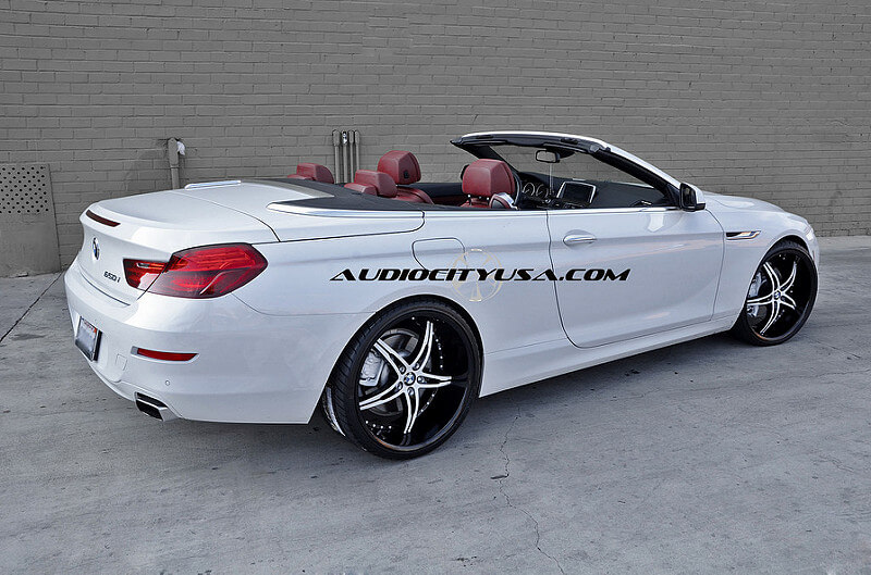 Crave No On BMW I F ALPINE WHITE BlogBlog - 650 bmw 2012