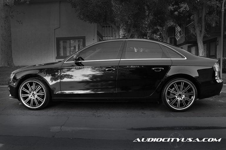20″ Savini BM 3 on Audi A 4