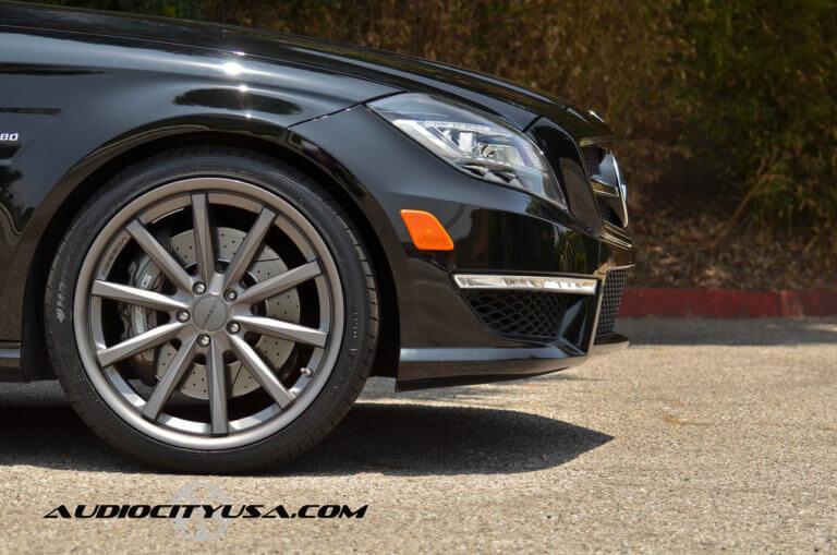2013 Mercedes Benz CLS 63 AMG | 20″ Vossen VVS CV1 | Hankook Ventus V 12 = WIN