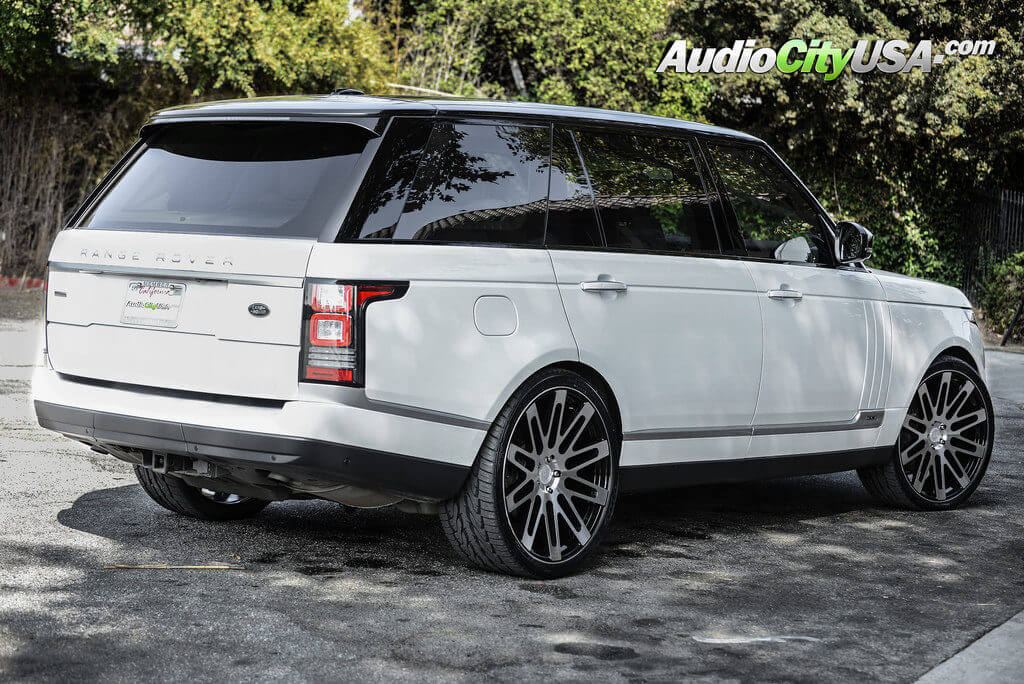 2015 Range Rover Hse Super Charged 24 Quot Road Force Wheels