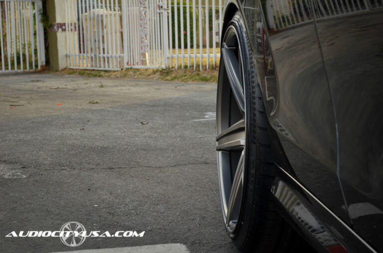 2013 Mercedes Benz C 250 Sport | 20″ Savini BM8 Titanium | = WIN