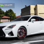 3_lexus_rcf_-20_marquee_wheels_rims3259_black_red_audiocityusa