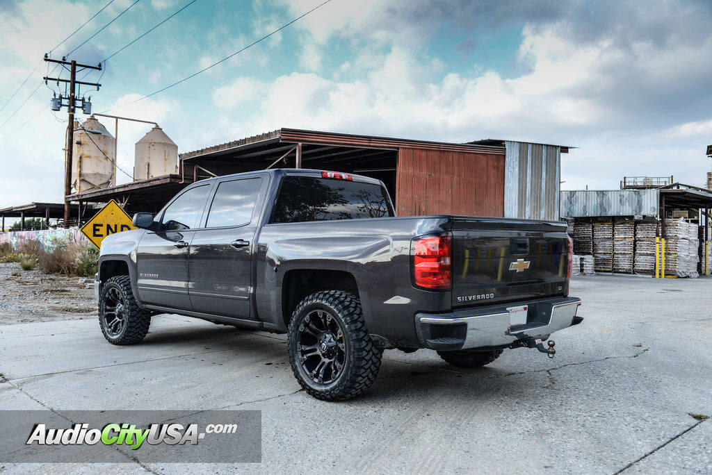 6105 2 in addition Leveling Kit For A 2017 Gmc Sierra 1500 moreover Truck Hardware Gatorback Mud Flaps additionally Wheels together with New Product Announcement 97 3 Uca Lift Kits For 11 15 Gm 2500hd Trucks. on silverado lift leveling kits 2014