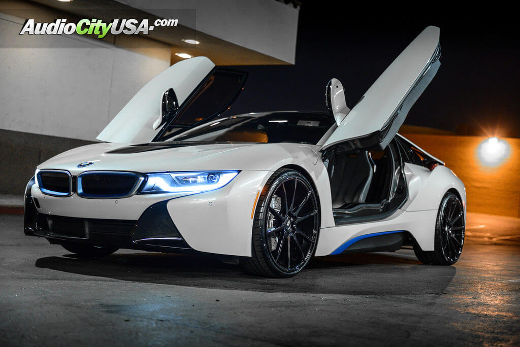 6_22_savini_bm12_glossy_black_wheels_rims_2016_bmw_i8_audiocityusa
