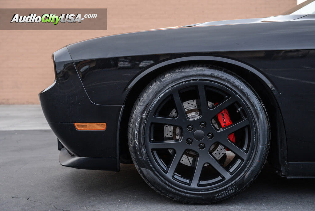 Daytona Charger 2017 Black >> 2011 Dodge Challenger RT | 20″ Dodge LX Viper Wheels Satin ...