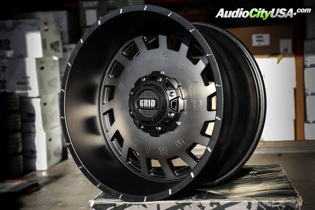 22x12_Grid_GD03_Black_Matte_Bronze_Face_wheels_AudioCityUsa