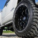5_2017_Nissan_Titan_20_XD_825_Buck_wheels_Rough_Country_Suspension_AudioCityUsa