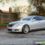 8_Lexus_gs460_Rennen_CSL3_Silver_machine_wheels_rims_AudioCityUsa