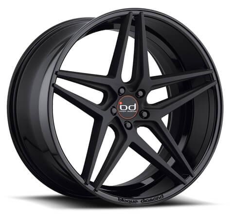 BD8 Black