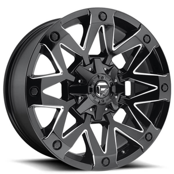fuel_wheels_d555_ambush_gloss_black_milled_rims_audiocityusa_0