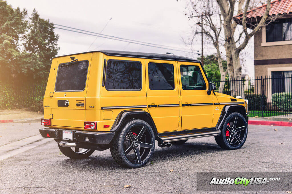 2016 Mercedes Benz G63 AMG G-Wagon | 24