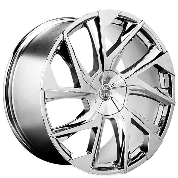 24 Lexani Wheels Ghost Gloss Black Rims
