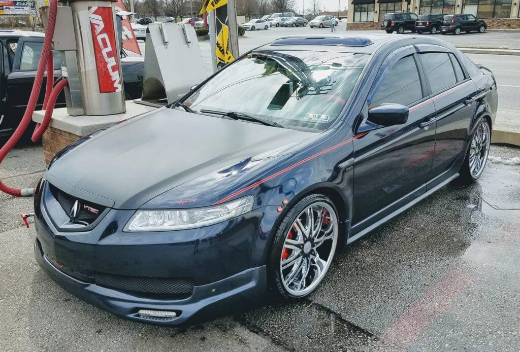 2005 Acura Tl 3 2 20 Dcenti Wheels Dw29 Chrome With Black Insert Rims Lionhart Five Tires Audiocityusa Blg032617 Blogblog