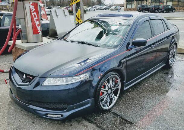 Acura Wheels And Rims For Sale AudioCityUSAcom - Acura tsx black rims