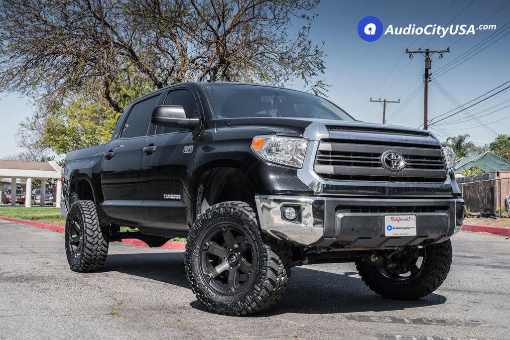 2015_Toyota_Tundra_20_Fuel_Wheels_D564_Rims_black_audiocityusa