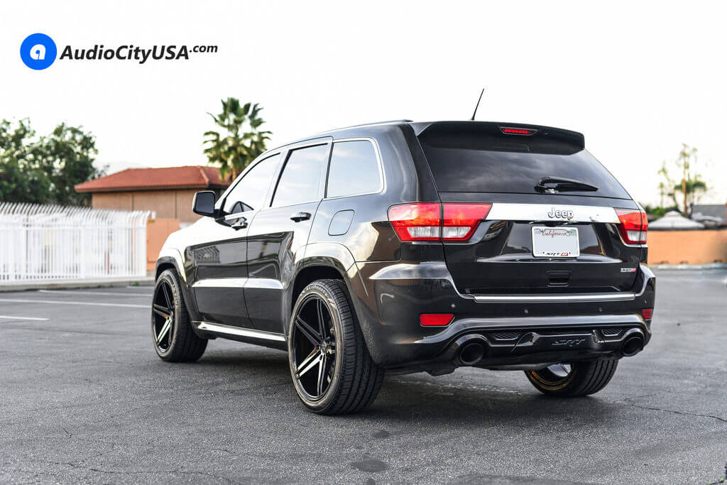 Jeep Cherokee Matte Grey >> 2017 Jeep Grand Cherokee Wheels | Motavera.com