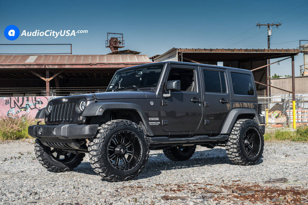 2_Jeep_Wrangler_20_12_RDR_RD01_Black_Machine_wheels_AudioCityUsa