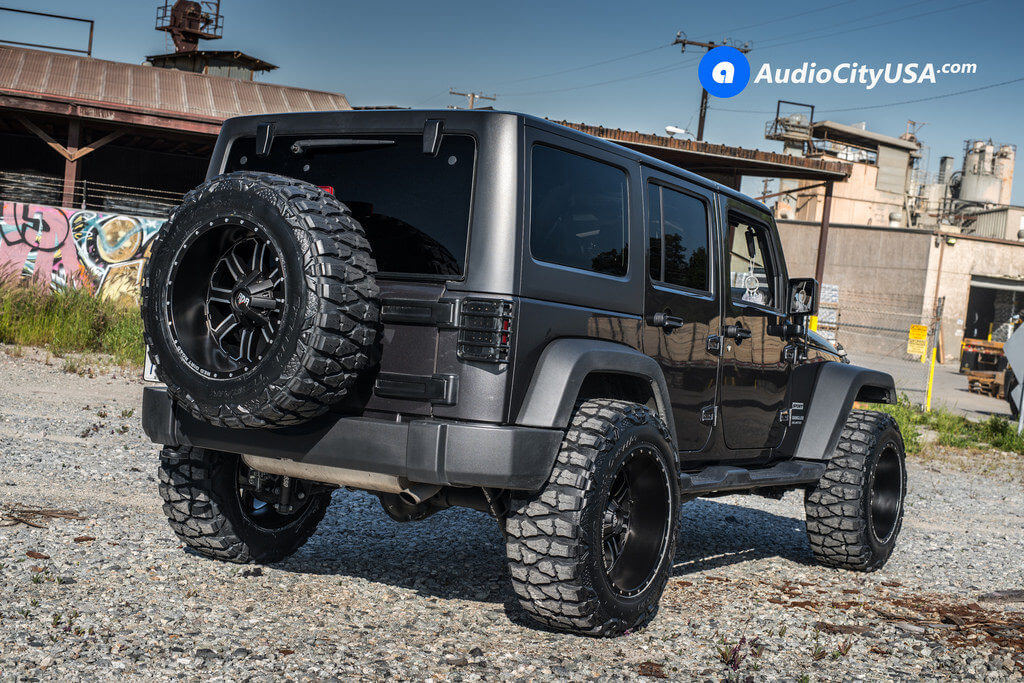 4_Jeep_Wrangler_20_12_RDR_RD01_Black_Machine_wheels_AudioCityUsa