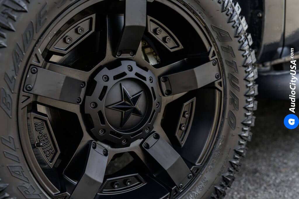 6_Toyota_Tundra_20_XD811_Matte_Black_Rockstar_wheels_rims_AudioCityUsa