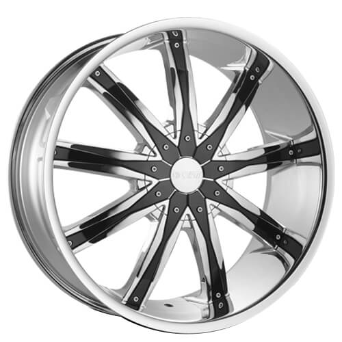 """20"""" Dcenti Wheels DW29 Chrome With"""