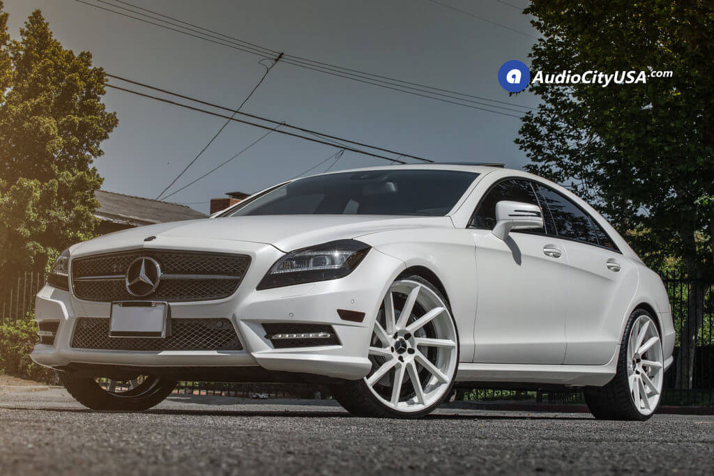 2014 mercedes benz cls550 22 erw wheels erw 3 custom for Mercedes benz cls550 2014