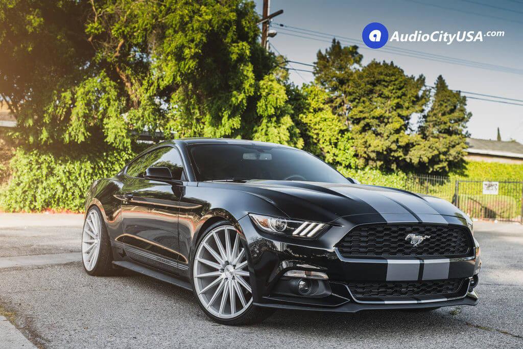 4_2016_Ford_Mustang_5.0_22_AZAD_AZ48_Silver_Wheels_AudioCItyUsa