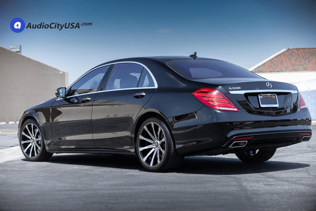 2016 mercedes benz s 550 20 inovit wheels revolve black for Mercedes benz usa factory
