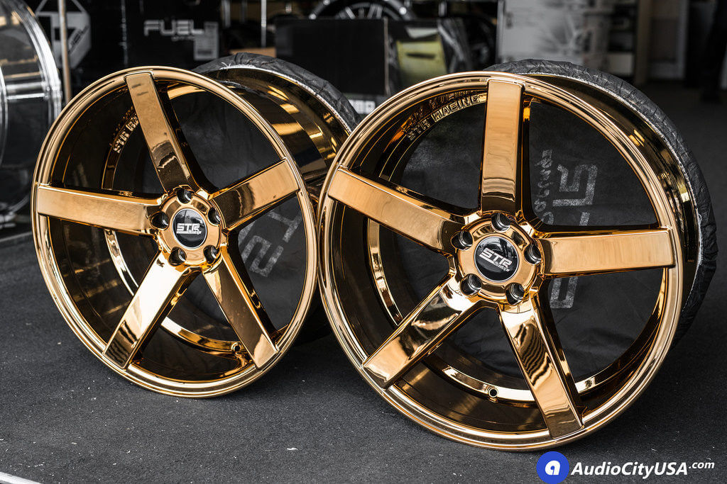 4_str_607_Gold_BMW_MERCEDESBENZ_audi_infiniti_lexus_wheels_AudioCityUsa