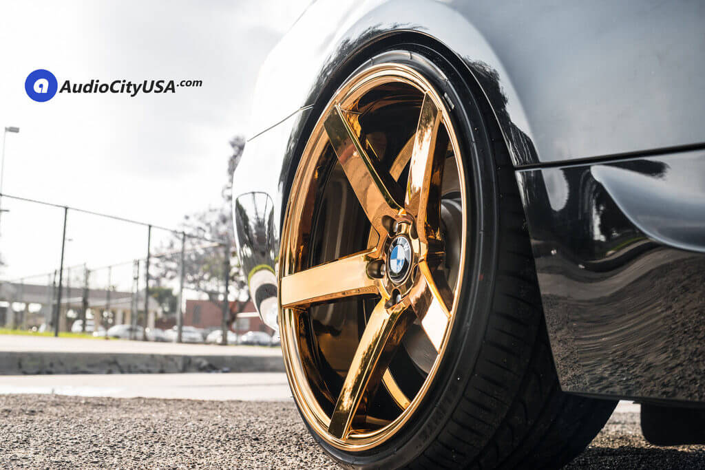 7_2011_BMW_335is_20_str_607_gold_wheels_rims_concave_AudioCityUsa