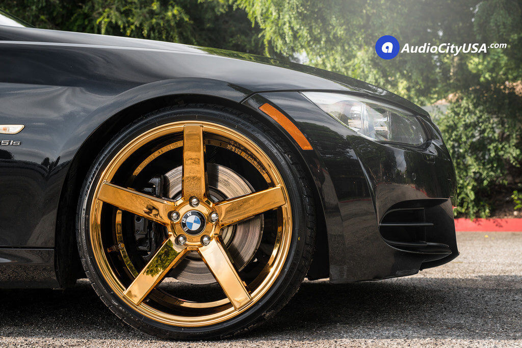 8_2011_BMW_335is_20_str_607_gold_wheels_rims_concave_AudioCityUsa