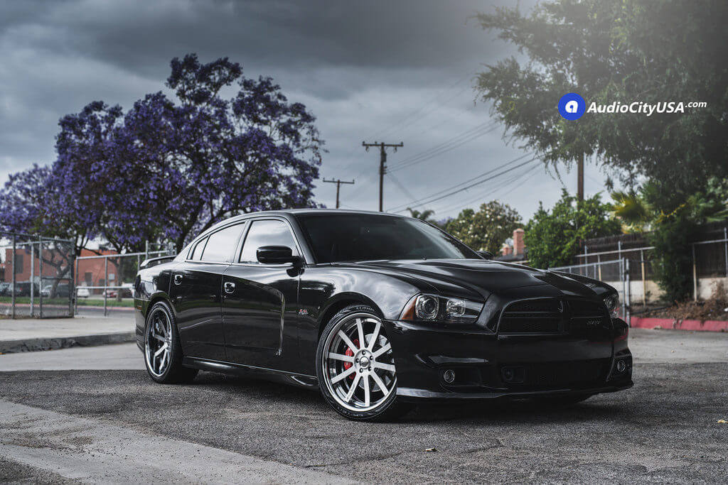 9_2013_Dodge_Charger_srt-8_22_Donz_Forged_Wheels_Siegel_Brush_Face_Polish
