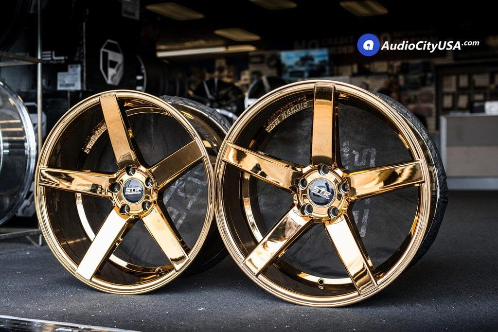 str_607_Gold_BMW_MERCEDESBENZ_audi_infiniti_lexus_wheels_AudioCityUsa