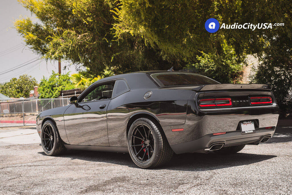 1_2016_Dodge_Challenger_SRT_398_20_Vertini_Wheels_RF1.2_Gloss_Black_AudioCItyUsa
