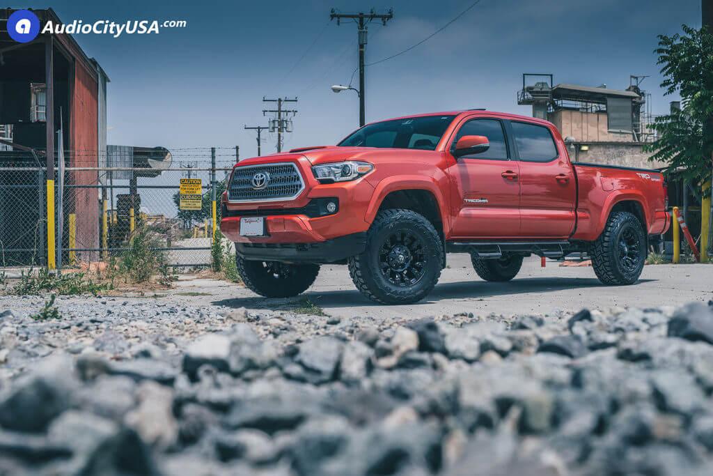 2017_Toyota_Tacoma_TRD_17_Fuel_Wheels_D560_Black_AudioCityUsa