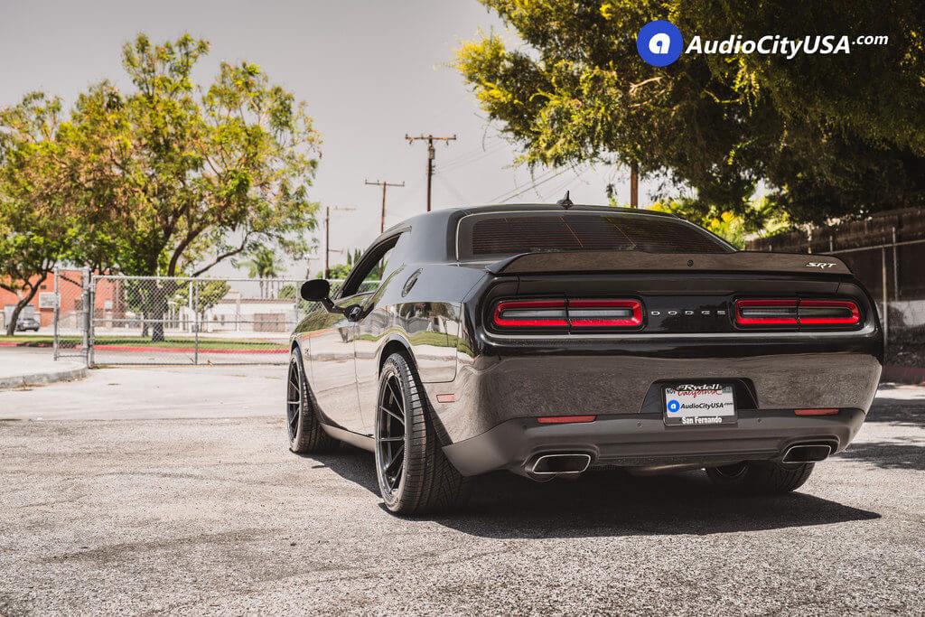 2_2016_Dodge_Challenger_SRT_398_20_Vertini_Wheels_RF1.2_Gloss_Black_AudioCItyUsa